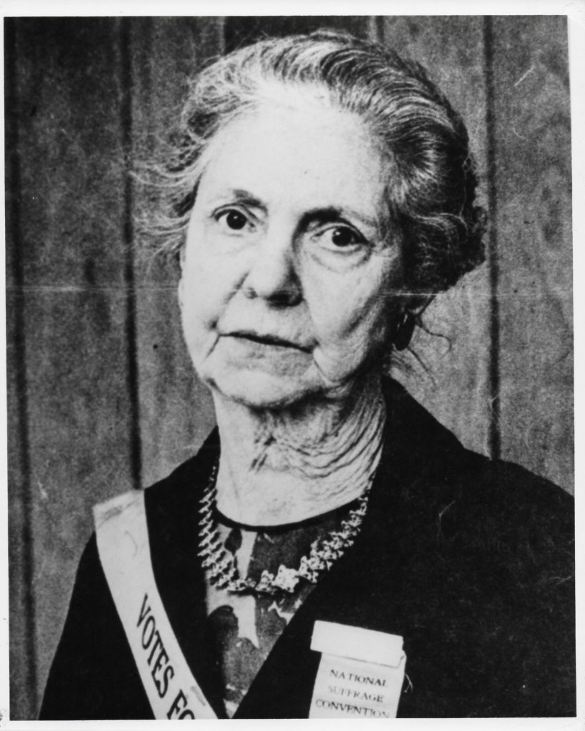 Maryland suffragist Lavinia Margaret Engle