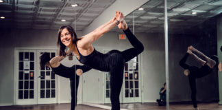 Debi Schenk, founder of Park Potomac Yoga