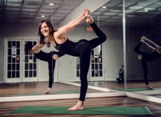 Debi Schenk, founder of Park Potomac Yoga