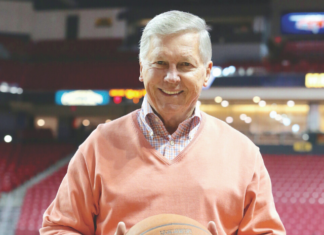 Johnny Holliday, the University of Maryland sportscaster, talks about his career