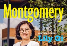 A new look for the August-September issue of Montgomery Magazine
