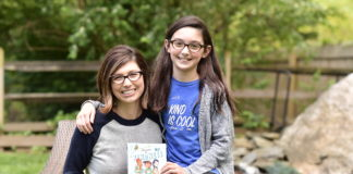 """Adventures in Kindness"" mother-daughter author duo, Carrie and Sophia Fox"