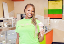 Kayla Stone created a Go Fund Me campaign to save her family's restaurant, Islands Tropical Ice Cream