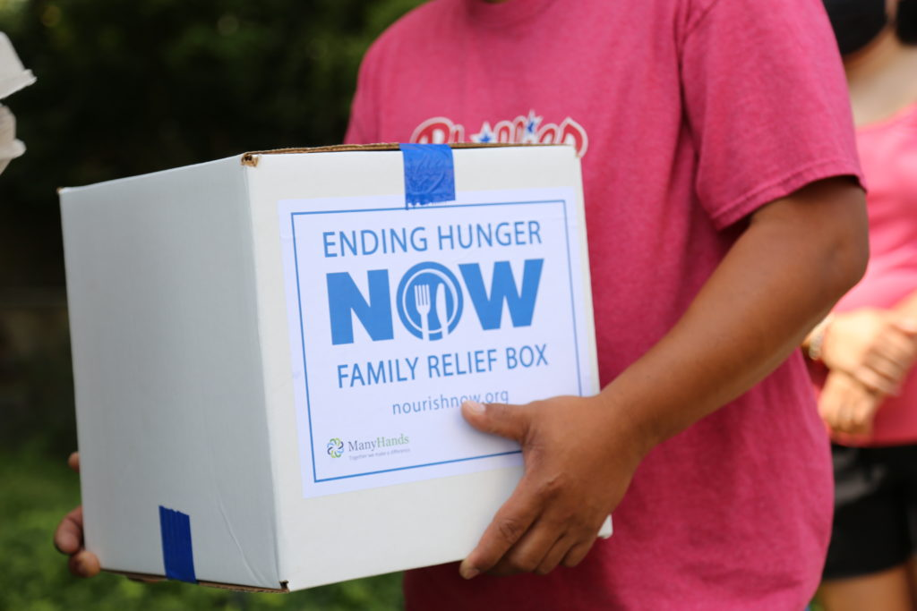 Nourish Now Family Relief Box