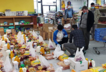 Montgomery County Muslim Foundation runs a food bank for the community