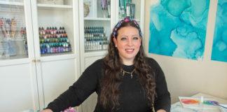 Jamie Blicher of Glitter Enthusiast - Montgomery Magazine