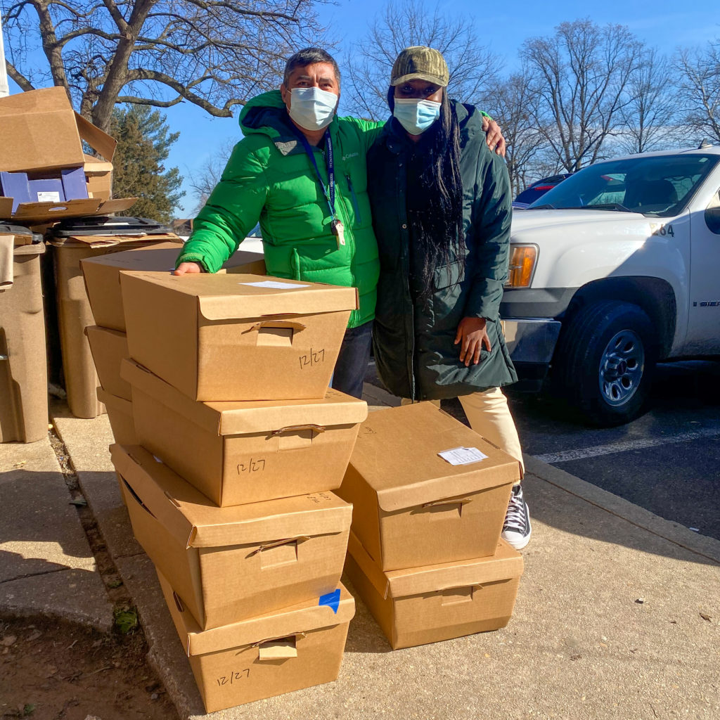 Glenstone Museum Donates Hundreds of Meals to Community Organizations