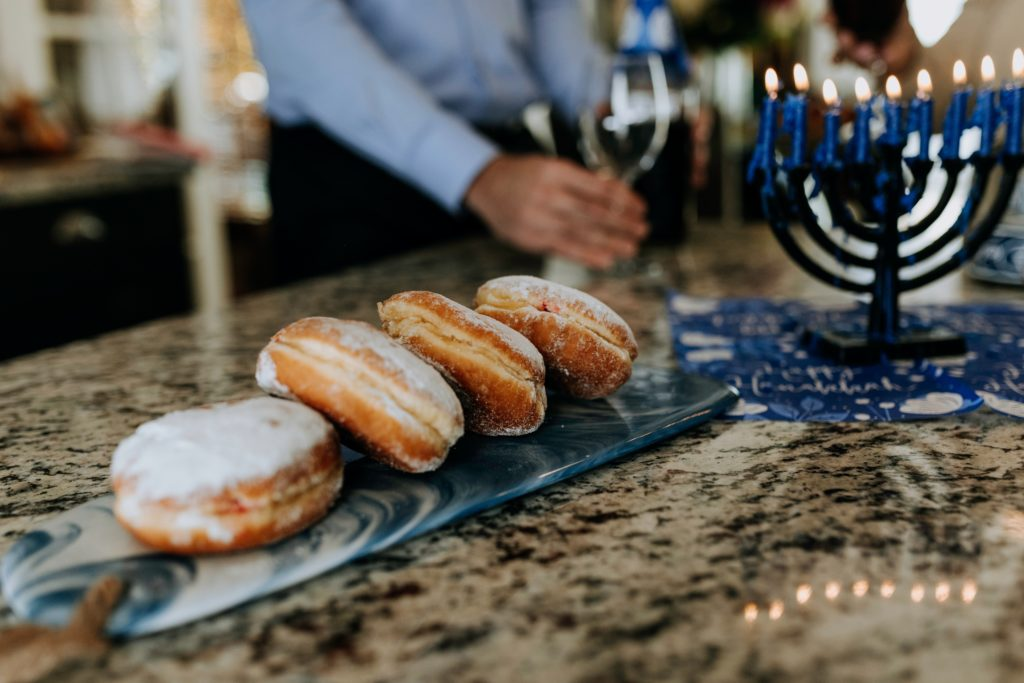 Where to find jelly donuts for Hanukkah in Montgomery County, MD