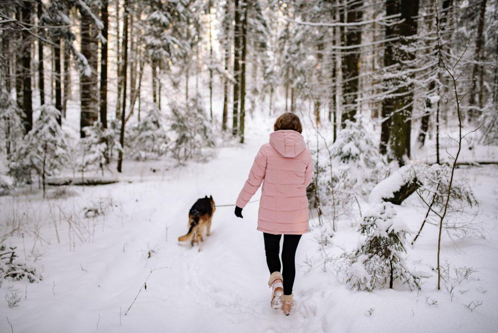 benefits of winter walking