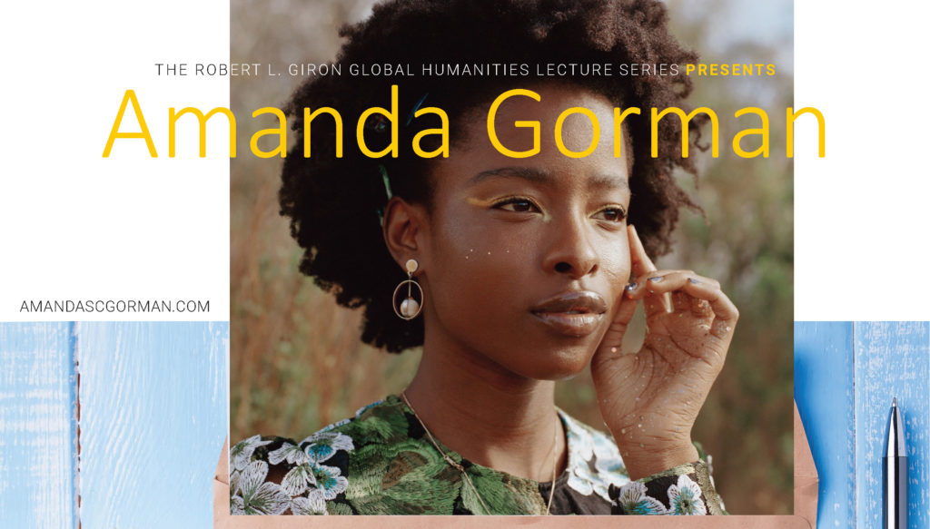 Montgomery College Welcomes Amanda Gorman