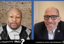 """""""What's Happening MoCo?"""" podcast"""