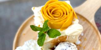 Sweeteria Thai Dessert Mango Loft Toast
