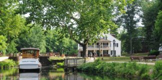 New Apparel Line Celebrates C&O Canal National Historic Park's Golden Anniversary