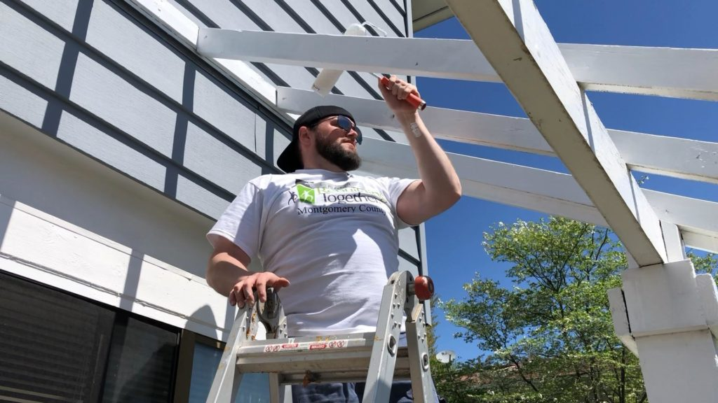 Rebuilding Together Montgomery County preserves affordable homeownership by providing critical home repairs.
