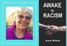 """Awake to Racism"" by Joann Malone of Takoma Park"