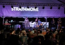Strathmore's Patio Stage in North Bethesda