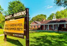Woodley Gardens Pool in Rockville