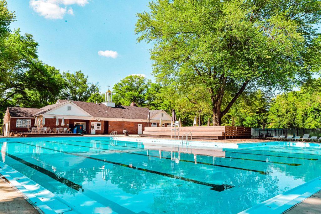 Saving Woodley Gardens Pool in Rockville