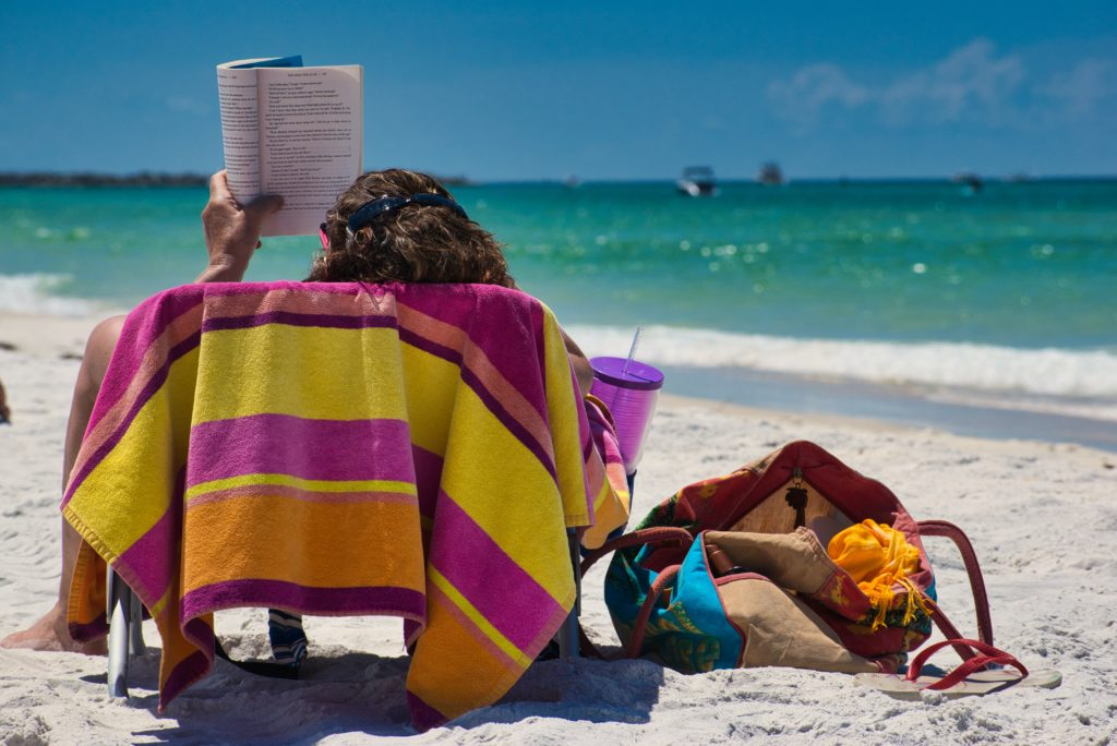 Summer Beach Reading Recommendations