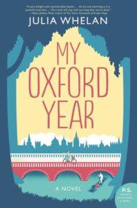 """My Oxford Year"" by Julia Whelan"