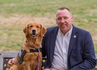 Rick Yount of Warrior Canine Connection
